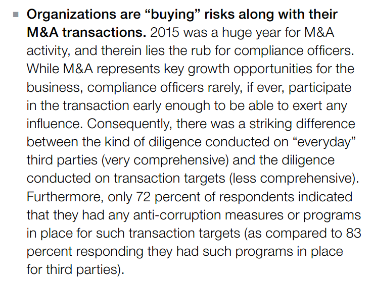 Kroll 2016 Anti-Bribery and Corruption Report Slide 3