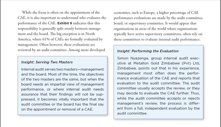 who-evaluates-the-cae